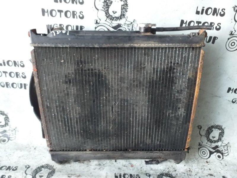 Радиатор двс Suzuki Escudo TD01W (б/у)