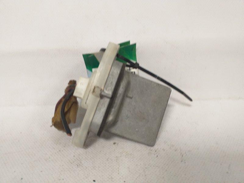 датчик оборотов печки NISSAN X-TRAIL 2W6000H02 куз. NT30