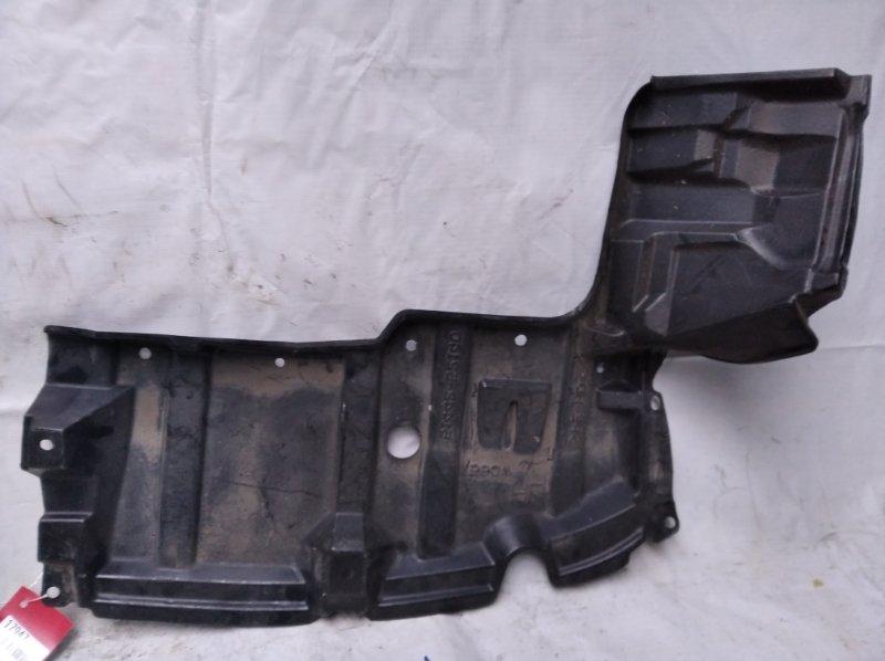 Защита двигателя Toyota Aqua NHP10 (б/у)