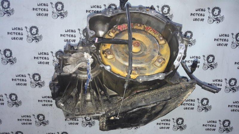 Кпп автоматическая Toyota Carina AT190 4A-FE 1995 (б/у)