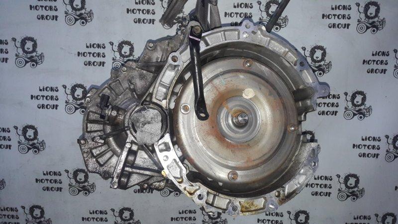 Кпп автоматическая Ford Focus DA3 QQDB 2006 (б/у)