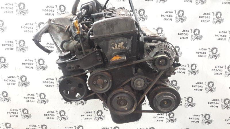 Двигатель Toyota Carina AT190 4A-L389940 (б/у)