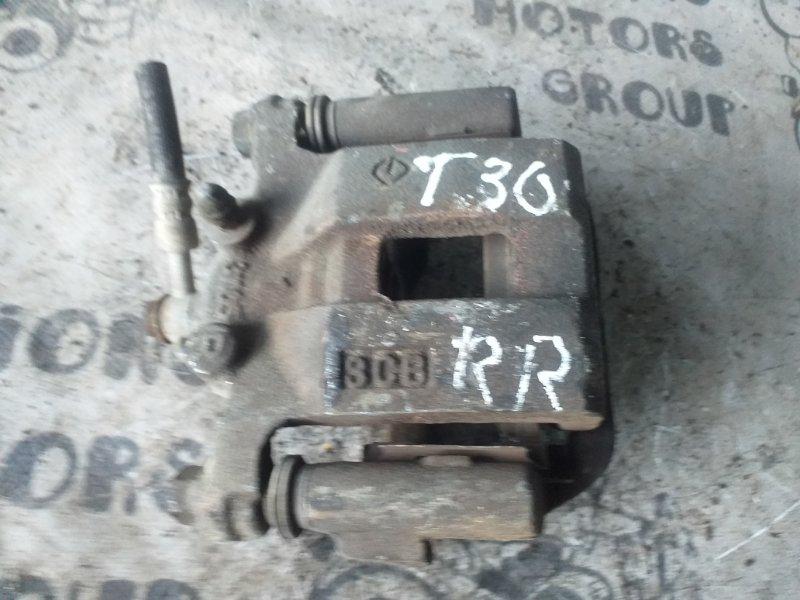 Суппорт Nissan X-Trail NT30 задний правый (б/у)