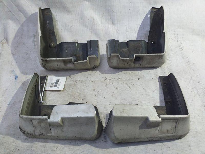 Брызговики комплект Subaru Legacy BM9 2009 (б/у)