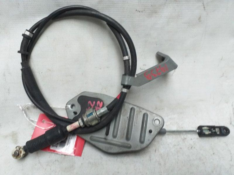 Трос переключения кпп Toyota Avensis ZRT272W (б/у)