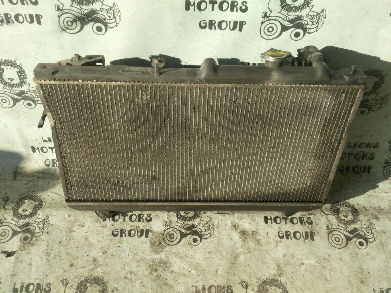 Радиатор двс Mazda Premacy CP8W (б/у)