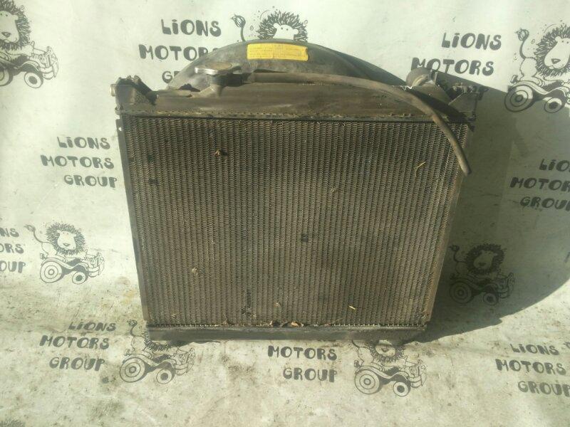 Радиатор двс Suzuki Escudo TD11W (б/у)