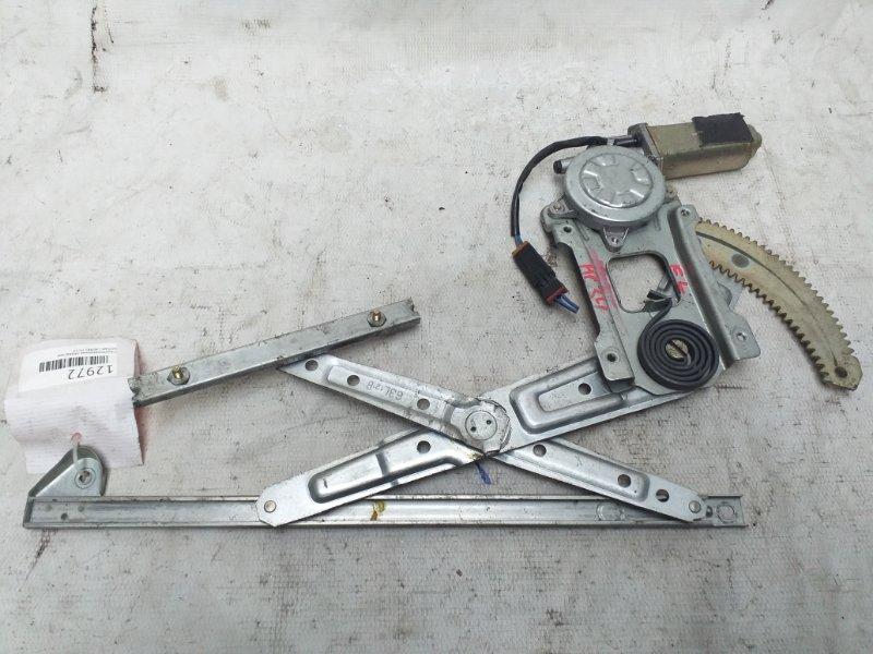 Стеклоподъемник Nissan Laurel HC34 передний левый (б/у)