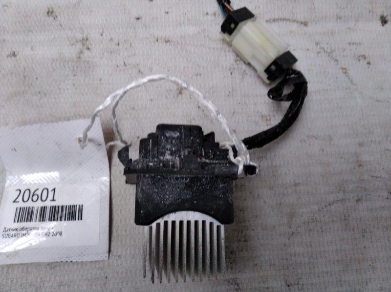 Реостат Subaru Impreza GH2 2008 (б/у)