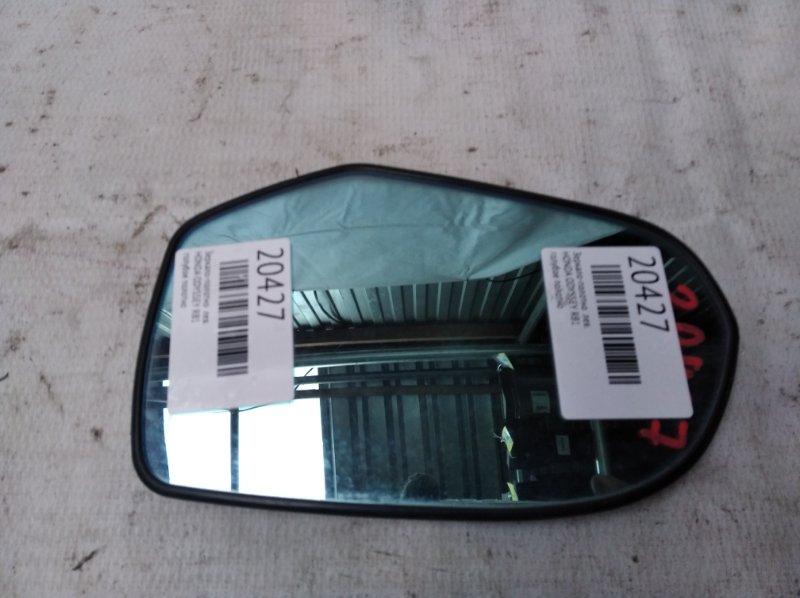 Зеркало-полотно Honda Odyssey RB1 левое (б/у)