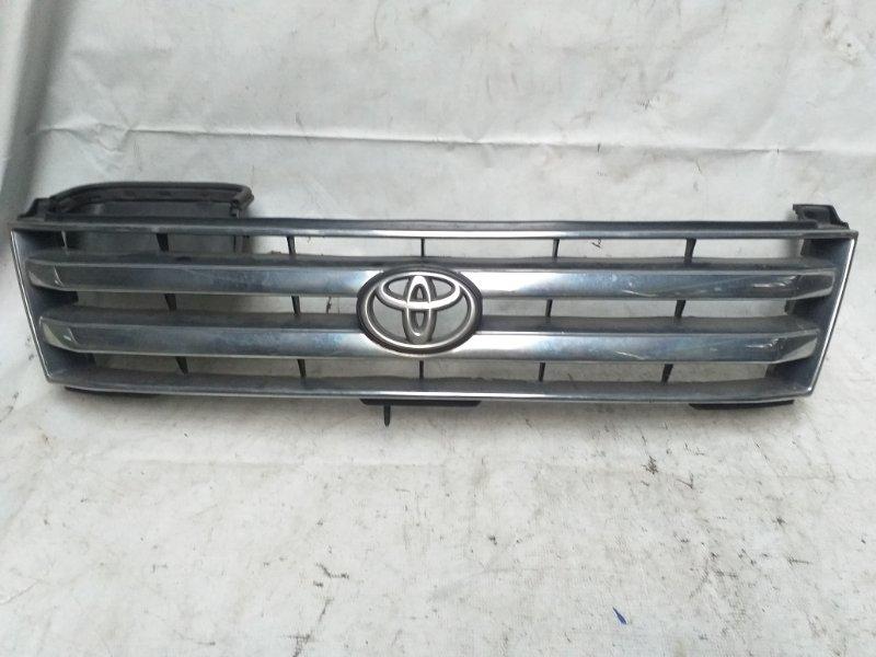 Решетка радиатора Toyota Land Cruiser Prado KZJ95 1KZ 1996 (б/у)
