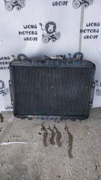 Радиатор двс Hyundai Galloper (б/у)
