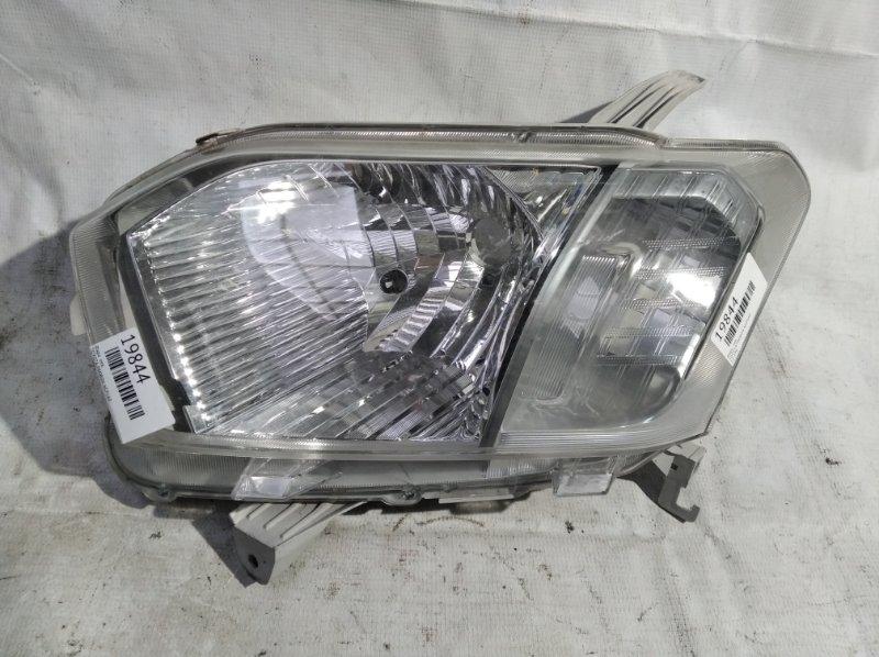 Фара Toyota Probox NCP160 левая (б/у)