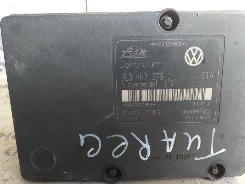 Блок abs Volkswagen Touareg 7LA BKJ 2004 (б/у)