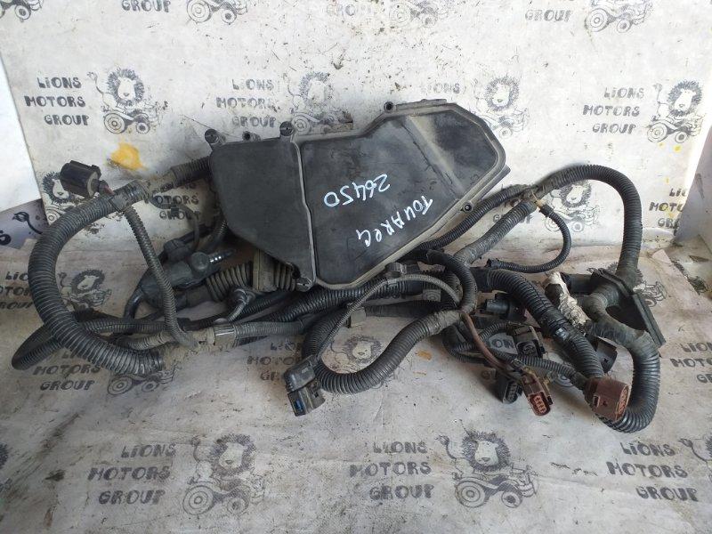 Блок предохранителей Volkswagen Touareg 7LA BKJ 2004 (б/у)
