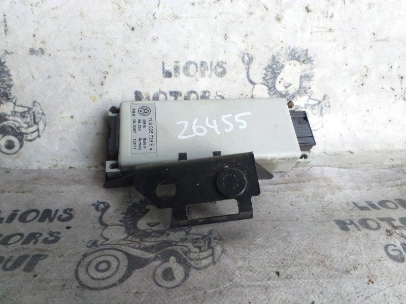 Блок управления Volkswagen Touareg 7LA BKJ 2004 (б/у)