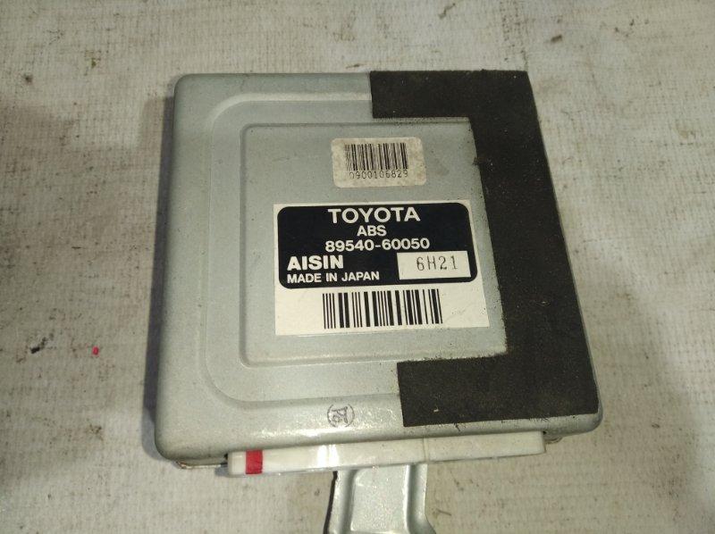 Блок abs Toyota Land Cruiser Prado KZJ95 1KZ 1996 (б/у)