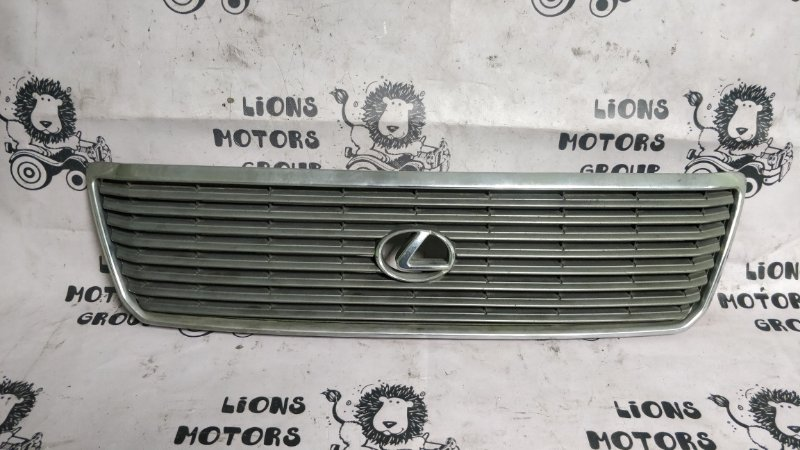 Решетка радиатора Lexus Ls400 UCF10 1UZ-FE (б/у)