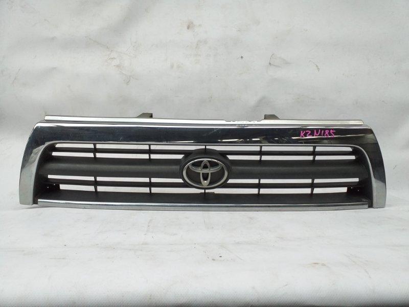 Решетка радиатора Toyota Hilux Surf KZN185 (б/у)