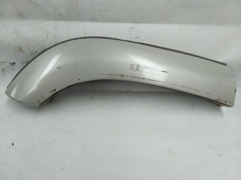Дефендер крыла Toyota Hilux Surf KZN185 1KZ задний правый (б/у)