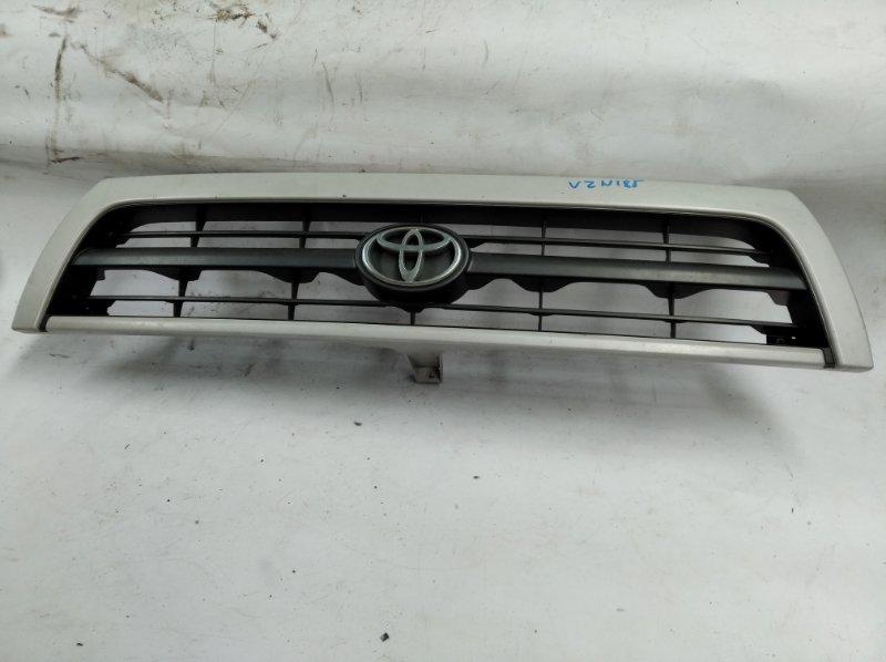 Решетка радиатора Toyota Hilux Surf VZN185 5VZ передняя (б/у)