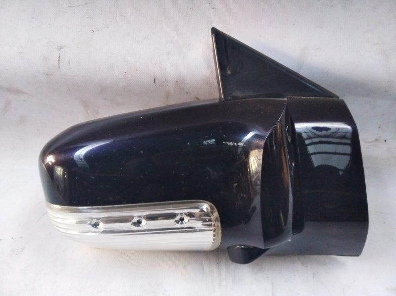 Зеркало Nissan Elgrand MNE51 переднее правое (б/у)
