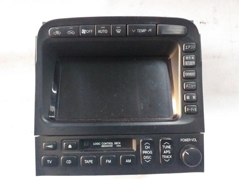 Монитор Toyota Land Cruiser UZJ100 2UZ-FE 1998 (б/у)