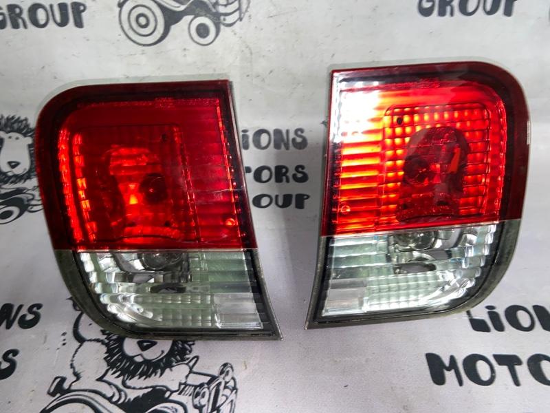 Стоп-планка Honda Civic EK3 задняя (б/у)