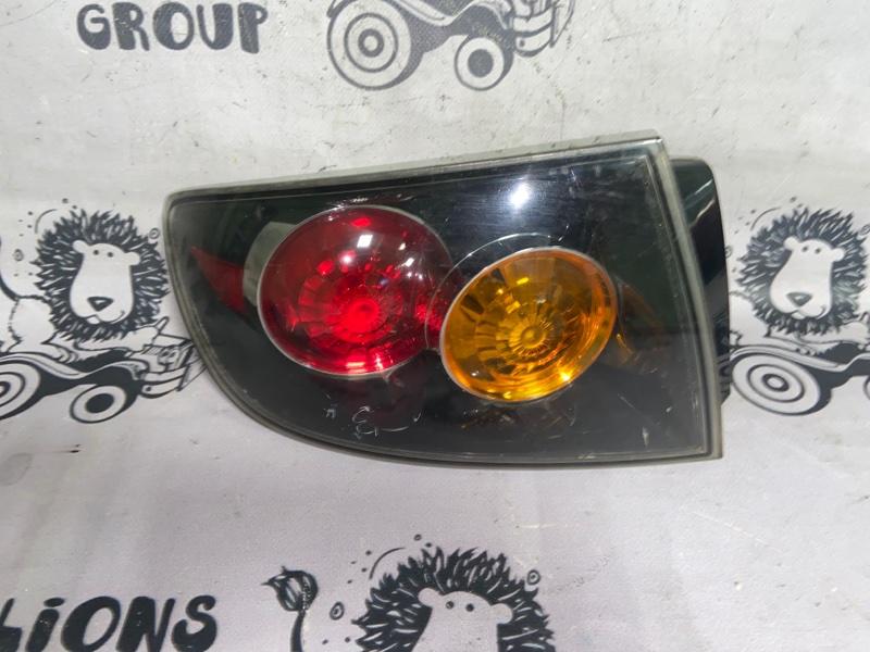 Стоп-сигнал Mazda Axela BK5P задний левый (б/у)