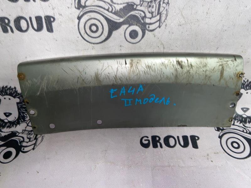 Накладка на бампер Mitsubishi Galant EA4A передняя (б/у)