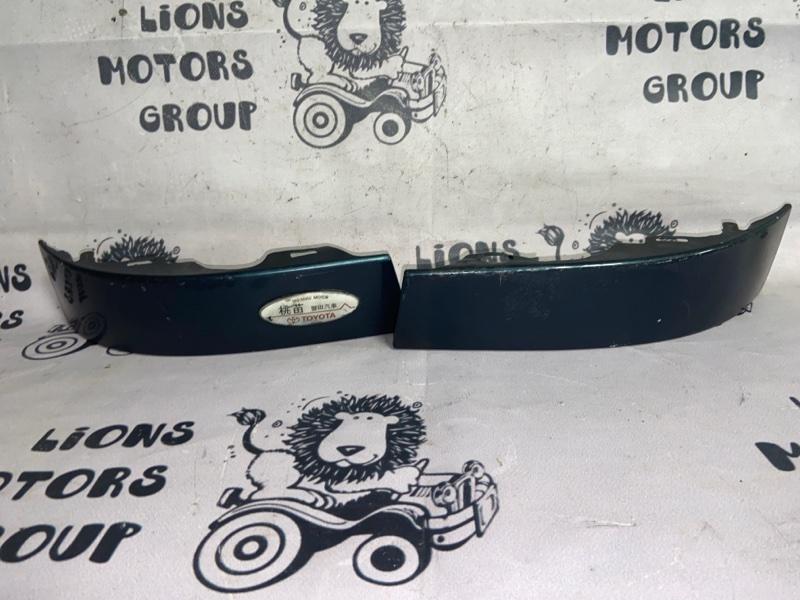 Планка под стоп Toyota Corona ST190 3S-FE (б/у)