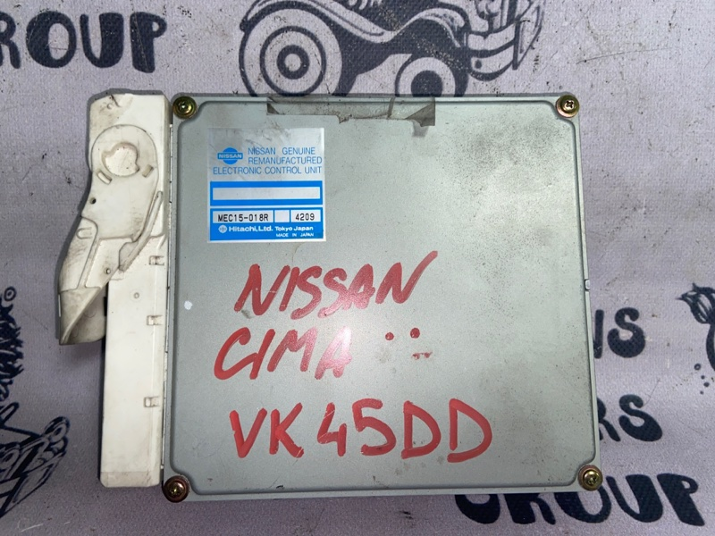 Блок управления efi Nissan Cima GF50 (б/у)