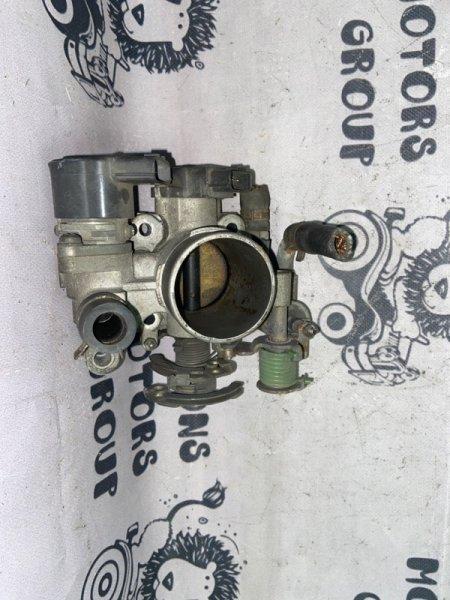 Дроссельная заслонка Nissan Sunny FB14 GA16 (б/у)