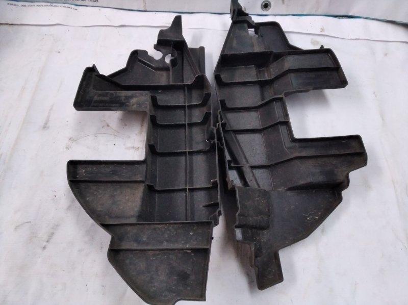Защита радиатора Nissan X-Trail NT31 MR20 2008 (б/у)