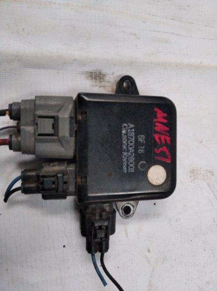 Блок управления радиатора двс Nissan Elgrand MNE51 VQ25 2005 (б/у)