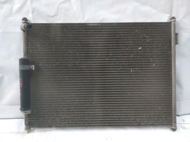 Радиатор кондиционера Nissan Elgrand MNE51 VQ25 2005 (б/у)