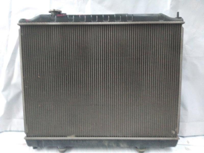 Радиатор двс Nissan Elgrand MNE51 VQ25 2005 (б/у)