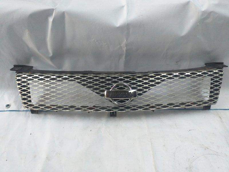 Решетка радиатора Nissan X-Trail NT30 QR20 2002 (б/у)