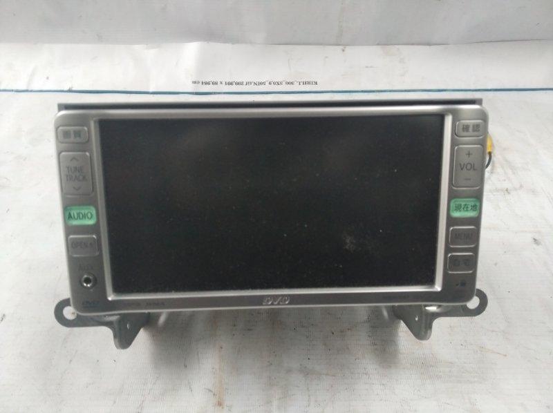 Магнитофон Toyota Allion ZRT265 (б/у)