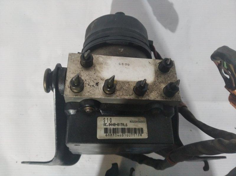 Блок abs Honda Crv RD1 B20B (б/у)