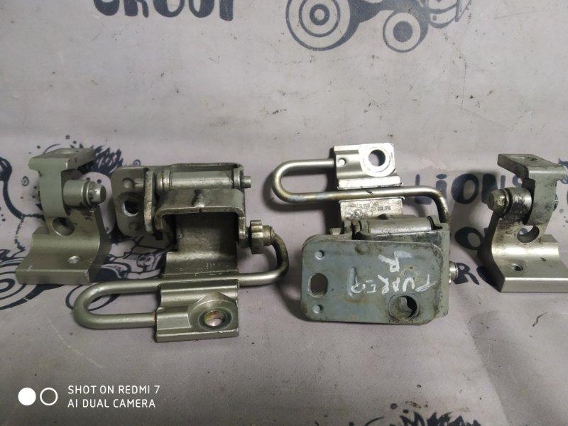 Петли на дверь Volkswagen Touareg 7LA (б/у)