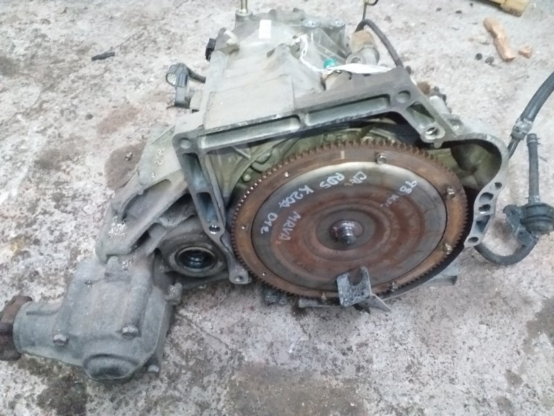 Кпп автоматическая Honda Crv RD5 K20A 2001 (б/у)