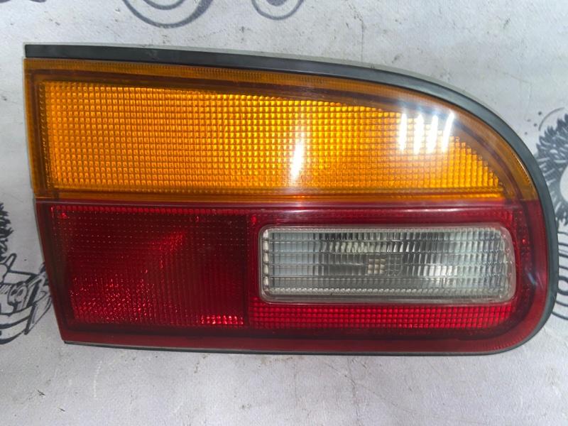 Стоп-планка Mitsubishi Delica PD8W задняя левая (б/у)