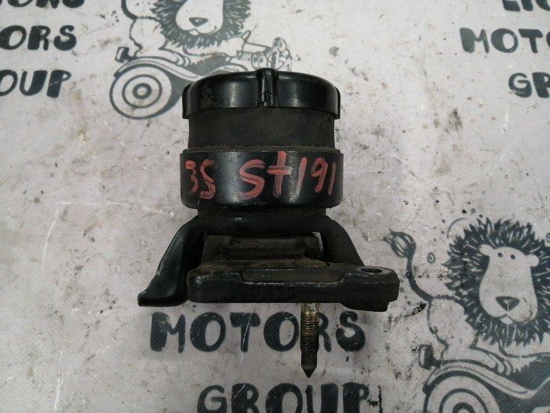 Подушка двигателя Toyota Corona ST190 3S правая (б/у)