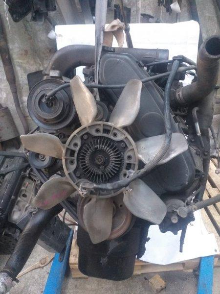Двигатель Toyota Hilux Surf KZN185 1KZ (б/у)