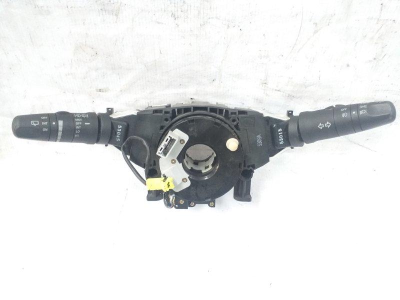 Блок подрулевых переключателей Nissan Elgrand MNE51 VQ25DE 2005 (б/у)