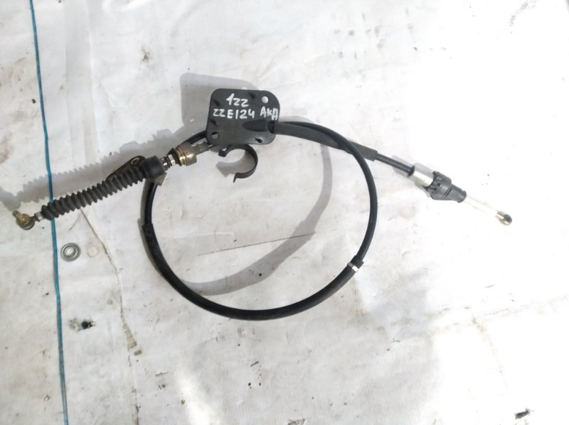 Трос переключения кпп Toyota Corolla Fielder ZZE124 1ZZ (б/у)