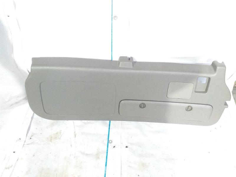 Обшивка крышки багажника Honda Crv RD1 B20B 1995 задняя (б/у)