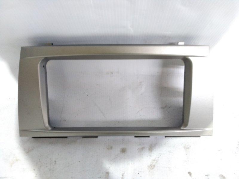 Консоль магнитофона Toyota Camry ACV45 (б/у)