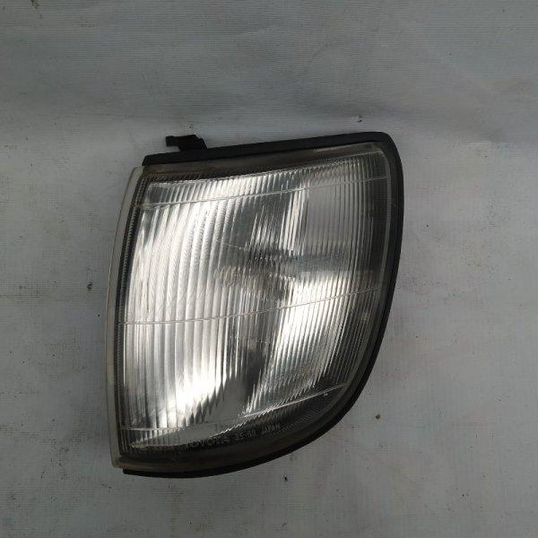Поворотник к фаре Toyota Hilux Surf KZN185 1KZ передний левый (б/у)